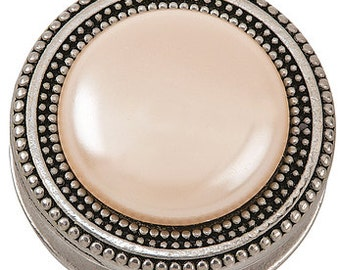 EXTRA LARGE Magnet Button Pearl Set For Sweaters & Scarves