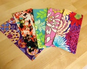 5 Eye pillow COVERS