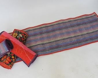 Yoga Mat, All Natural Yoga, Fabric Yoga Mat, Yoga, Biodegradeable,