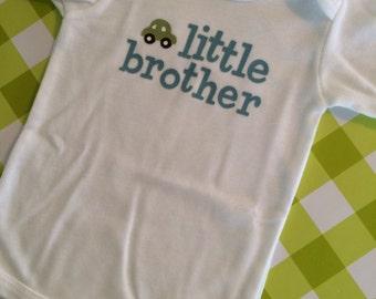 Little Brother Baby Onesie - Size NEWBORN 0-3 months