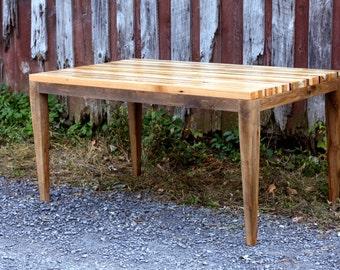 Ecole Eclectic Color Melange Parsons Table