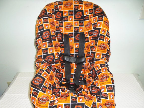OSU Toddler Car Seat Cover