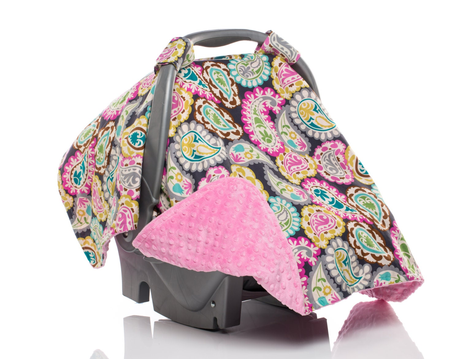 infant carseat canopy car seat canopy carseat cover baby. Black Bedroom Furniture Sets. Home Design Ideas
