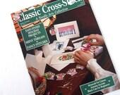 Vintage Pattern Booklet Classic Cross Stitch Vol 3 No 5