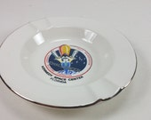 Nasa Kennedy space center Challenger ashtray souvenir space shuttle collectible nasa ashtray