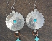 CONCHOS and CROSSES