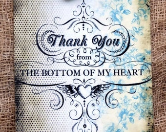 Thank You From The Bottom Of My Heart Tags #654