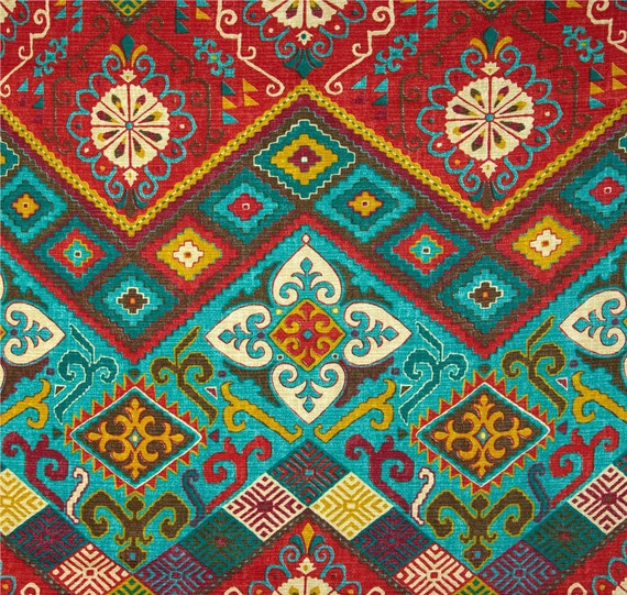 Bohemian Window Curtains Moroccan Drapery By