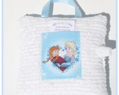 Girl Tooth Fairy Pillow Frozen, Elsa, Anna