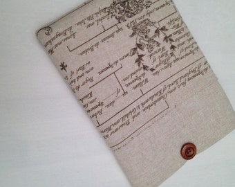 Ipad mini padded sleeve /   made in Maine / English history