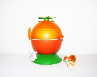 Vintage Orange Juicer Kitschy Bright