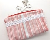 Jewelry Organizer Travel Pouch - Prevents Tarnishing, Organizes and Protects.