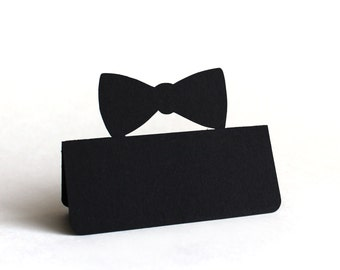 Bow Tie Place Card Set of 50 Wedding