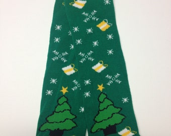 Baby Toddler Child Leg and Arm Warmers -Presents Under the Tree