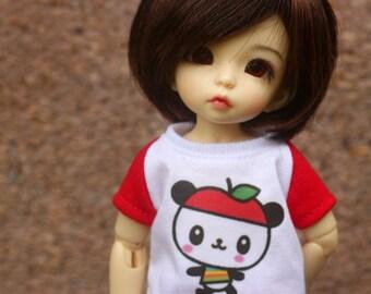 E003 - T-shirt and shors for 1/6 bjd / YOSD