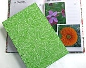 Garden Journal The Essentials with spring leaf green cover  - Available to Ship ooo