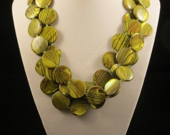 Forest Canopy Necklace