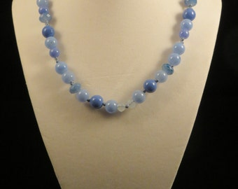 The Cloudless Sky Necklace
