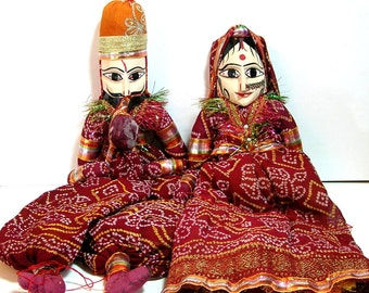 East Indian Dolls