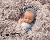 DISCONTINUED SALE, Heaven FUR Newborn Baby Photo Props, Photography Props, Props for Babies, Basket Stuffer, Fabric, Basket Stuffer, Blanket