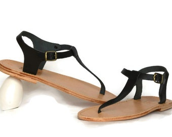 ANANIAS Roman Greek leather sandals - NEW STYLE
