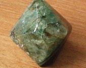 Agate Crackle Green