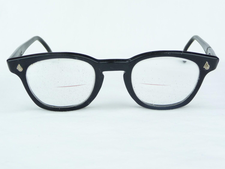 vintage eyeglasses american optical flex fit by