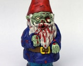 "Zombie Gnome-""Walking Dead"""