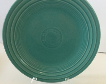 Fiestaware Luncheon Plate