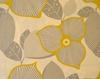 Amy Butler's Midwest Modern in a Pale Yellow by Rowan Fabrics ~ YOU PICK YARDAGE from 1/2 yard to 4 yards