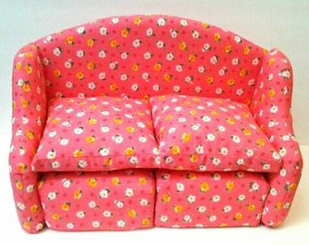 Made for American Girl dolls, Madame Alexander, My Generation, all 18 inch dolls sofa, couch, doll furniture