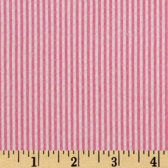 Nap Mat Monogrammed Hot Pink Seersucker Stripe Nap Mat