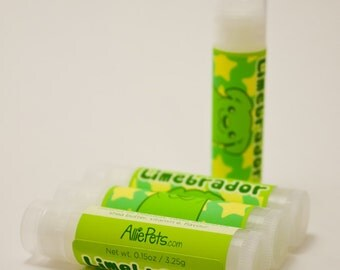Limebrador lip balm natural sweet lime