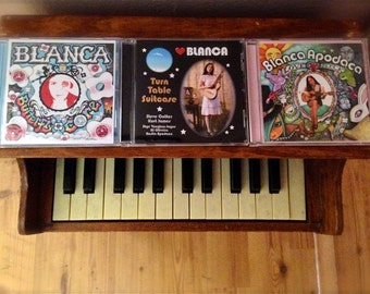 3 CD's of Original Music by Blanca & Friends