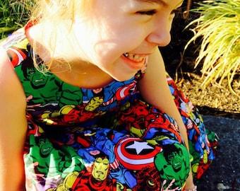 MARVEL Superheroes dress