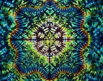 """58""""x42"""" Artist Select Tie Dye Tapestry by Emeraldsprings"""