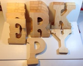 ArtBox 1 - Wood Parts and Letters