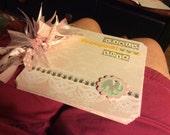 Pregnancy Journal custom order