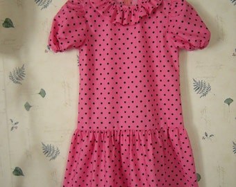 Girls size  Sally Brown dress from You're a good man Charlie Brown