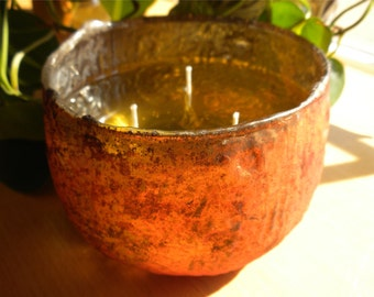 Copper Kettle Gel Candle