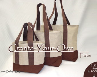 Made-to-Order -  Ladies Tote (Large Size)