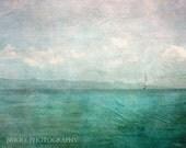 Ocean Photography, Tropical Beach Print, St John Landscape Photograph, Turquoise, Blue, Aqua Wall Art, Home Decor