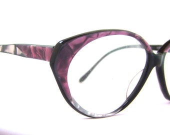 Womens Eyeglasses Italy Anne Marie Perris NOS Never used  80s 90s CHIC