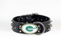 Unique Packers Dog Collar Related Items Etsy