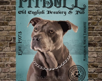 Pitbull Old English Brewery and Pub