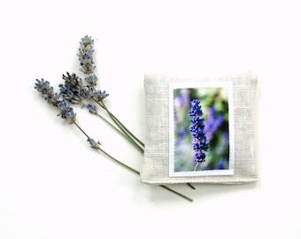 Lavender sachet, bridal shower favor, organic lavender, drawer freshener, Summer home decor, organic natural, aromatherapy