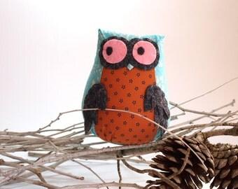 Owl toy plush owl staffed owl plush doll toy