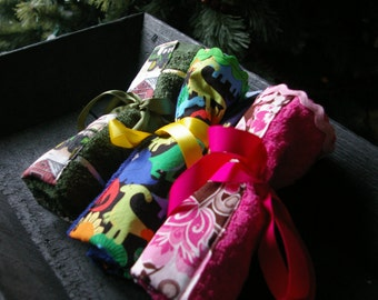 Custom Travel Toothbrush Roll...You Choose the Theme/Color