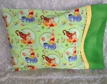 Winnie the Pooh & Friends Travel Pillowcase