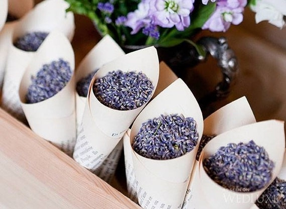 lavender wedding toss 1 pound new lower price is now 20 off